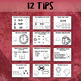 Test Anxiety Tips Classroom Lesson