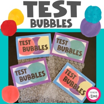 Test Prep Bubbles