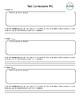 Test Correction Worksheet (ANY Subject)