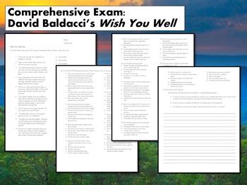 Test: David Baldacci's Wish You Well