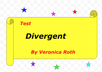 Test:  Divergent  by Veronica Roth
