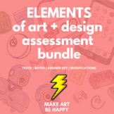 Test: Elements of Art and Design