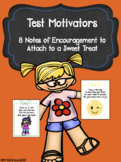 Test Encouragement Notes - Candy Notes