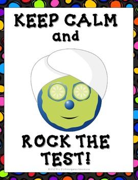 Test Enpowerment Posters - Emoji Theme