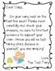 Testing Fairy Letter