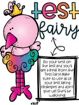 Test Fairy Sign FREEBIE