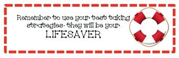Test Goodie Bag Lifesaver
