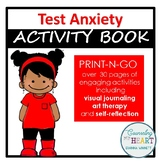 Overcoming Test Anxiety Activity Book (Print-N-Go)