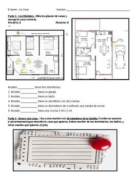 Test - House Unit