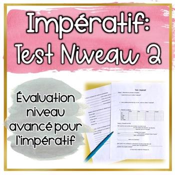 Test: Impératif Niveau 2