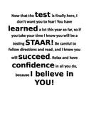 Test Letter