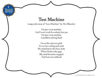 Testing Song Lyrics for Love Machine