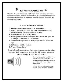 Test Master Key