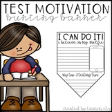 Test Motivation Bunting Banner