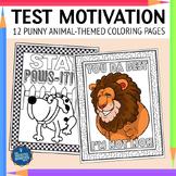 Test Motivation Coloring Pages