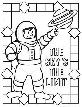 Test Motivation Coloring Pages