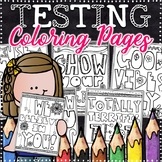 Test Motivation Coloring Pages | Test Motivation Notes (From Class to Class)