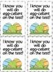 Test Encouragement Cards Freebie