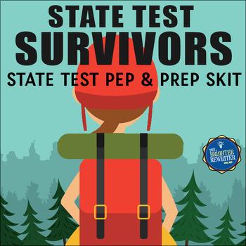 State Test Prep Survivors Skit