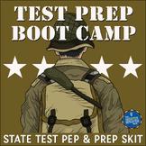 State Test Prep Boot Camp Skit