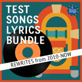 Testing Song Lyrics Bundle 2010 to Now