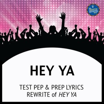 Testing Song Lyrics for Hey Ya