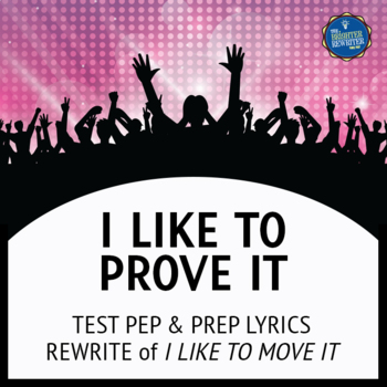 Testing Song Lyrics for I Like to Move It