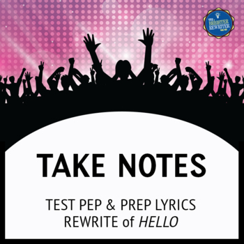 Testing Song Lyrics for Hello