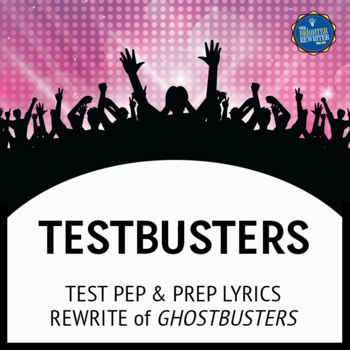 Testing Song Lyrics for Ghostbusters