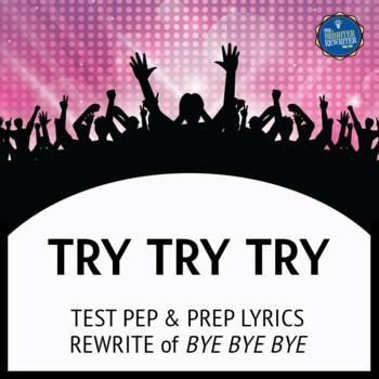 Testing Song Lyrics for Bye Bye Bye