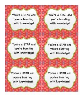 Test Motivation (Starburst)