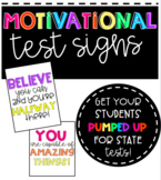 Test Motivational Posters
