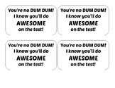 Test Motivational Sayings - Candy