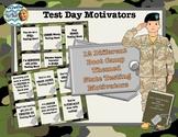 Test Motivators (Boot Camp Themed)