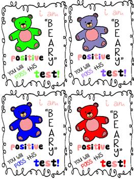 Test Note - Bear