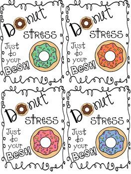Test Note - Donut