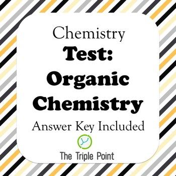 Test: Organic Chemistry