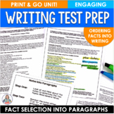 Test Prep Activities Combined Units for SBAC-Type Tests
