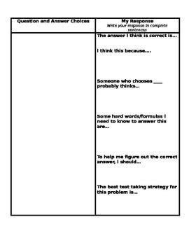 Test Practice Template