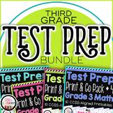 Test Prep - PARCC Math - SBAC Practice for 3rd Grade