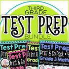 PARCC Math Test Prep 3rd Grade - Printables for PARCC Practice