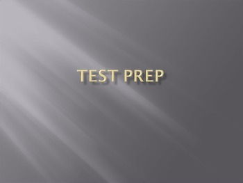 Test Prep 2: PowerPoint