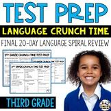 Test Prep: 3rd Grade Language