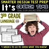 Test Prep 3rd Grade Language