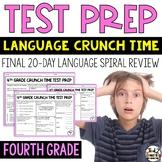 Test Prep: 4th Grade Language