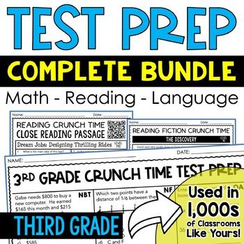 Test Prep 3rd Grade