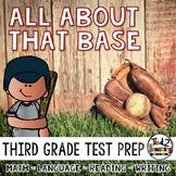 Test Prep: 3rd Grade -  Test Prep for Third Grade Math and ELA