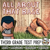 Test Prep: 3rd Grade -  Test Prep for Third Grade Math and ELA