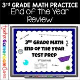 Test Prep - 3rd Grade EOG Practice PPT Game