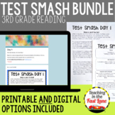 Test Prep 3rd Grade Reading:Test Smash